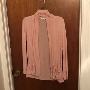 Forever 21 Sweaters - Pink cardigan